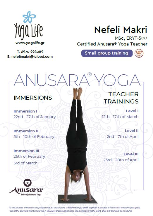 Events Yogalife In Greece
